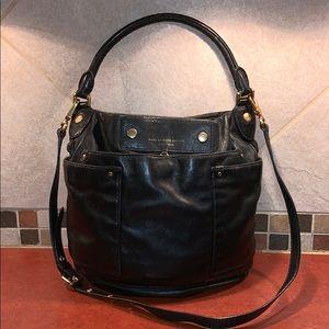 Marc Jacobs Black leather handbag